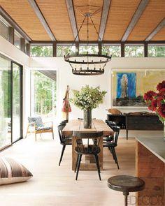 Sound Thinking: Athena and Victor Calderone's Amagansett Home