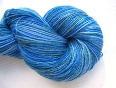 REBECCA (sock yarn with sparkles)