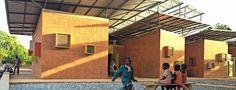 Kéré Architecture :: Surgical Clinic and Health Center / Léo / Burkina Faso