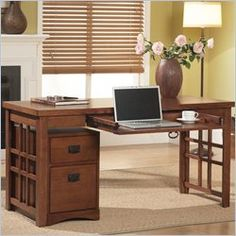 Kathy Ireland Home by Martin Mission Pasadena Writing Computer Desk