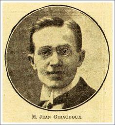 Jean Giraudoux, Roman, Writers, Authors, Writer
