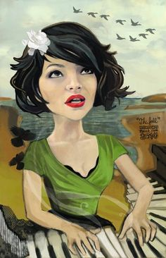 """Norah Jones, """"Sunrise"""" (2004) - Filed under """"jazz"""" but at least in this instance she strikes me as something closer to the post-girl group reveries of Carole King's Tapestry: music to walk around barefoot to. Listen: http://grooveshark.com/s/Norah+Jones+Sunrise/4tSFW9?src=5"""