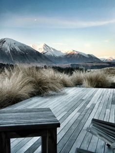 Grasmere, a sheep station in the foot hills of the Southern Alps in New Zealand that has been converted to a multisport resort