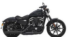 Harley Davidson apresenta modificações na linha Sportster