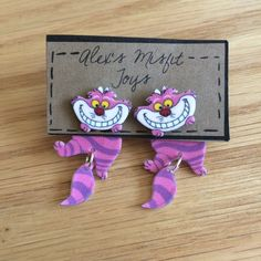 Alice In Wonderland inspired Cheshire Cat by AlexsMisfitToys