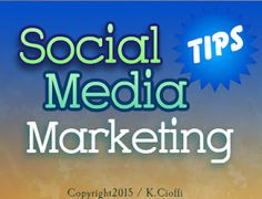 Writers On The Move: 4 Social Media Marketing Tips To Being More Produc...