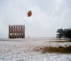 Architectural Collages by Matthias Jung – Fubiz Media