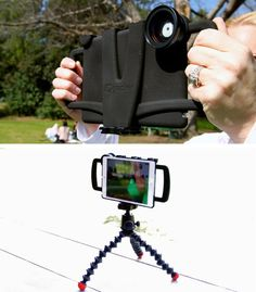 Shoot great video on your iPad with this gadget.