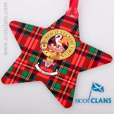 Stewart Clan Crest a