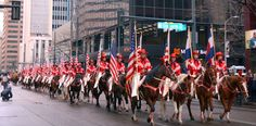 Mille Fiori Favoriti: The 110th Denver National Western Stock Show Parade!