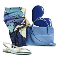 Content by Coach - Spring Forward with 8 NYC inspired looks by Coach - Fall for Flats from #InStyle