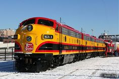 Kansas City Southern, U.S. Rail Network to Mexico
