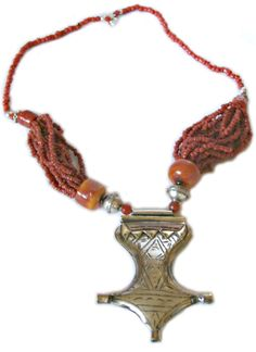 tuareg necklace...