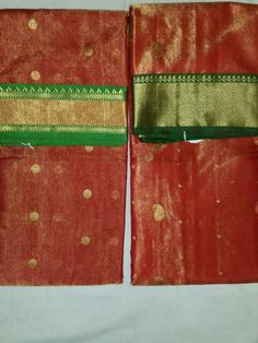 Tissue weave on our handloom