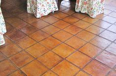 Terradine Terracotta Tiles- glazed terracotta for the addition?