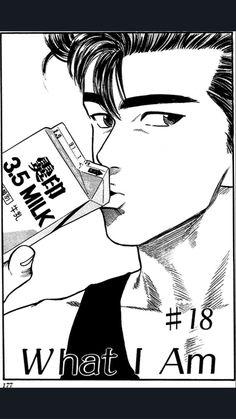 Slam Dunk - Sakuragi, Hanamichi is such a cutie *.*