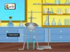 Physical properties of water - Elementary Science