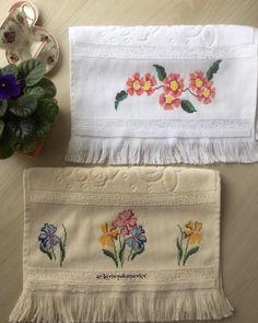 Napkins, Towel, Kitchen, Cross Stitch, Craft, Needlepoint, Cooking, Towels, Dinner Napkins