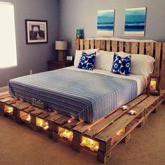 Rustik Palle seng - Amazing!