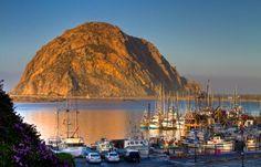 Moro Rock - Moro Bay, California