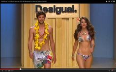 """DESIGUAL"" LIVE Spring Summer 2015 080 Barcelona Full Show by Fashion Ch..."