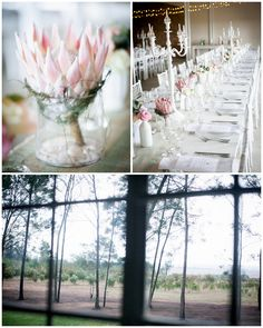 South African based professional wedding photographer,Marissa Meiring capturing your wedding in a contemporary and fun way. Gauteng, Johannesburg & Pretoria based - love to travel to your wedding venue in South Africa & internationally. Diy Wedding Decorations, Table Decorations, Wedding Venues, Wedding Day, Wedding Table Settings, Just Married, Blossoms, Wedding Flowers, Romantic