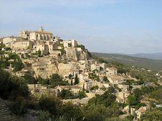 Gordes, vesnice na skále | Francie na Světadílech