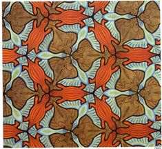 Symmetry Drawing M.C. Escher