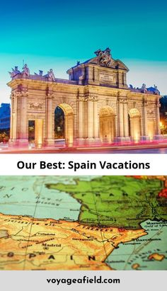 Read more about Our Best: Spain Vacations  Just click on the link to find out more...