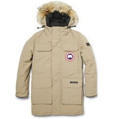 Canada Goose langford parka outlet cheap - PRODUCT - Canada Goose - Aviator Coyote-Trimmed Trapper Hat ...