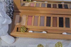 Palette eye essential - Couleur Caramel