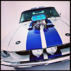 Love at first sight - The epic Shelby GT500