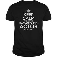 Awesome Tee For Background Actor T-Shirts, Hoodies. VIEW DETAIL ==► Funny Tee Shirts