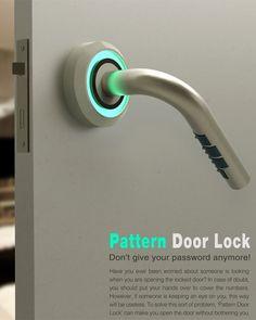 The Pattern Door Lock 1