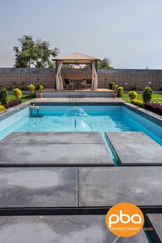 A SAFE HAVEN-Modern Contemporary House   PBA & Designs - The Architects Diary Frank Gehry, Zaha Hadid, Mumford & Sons, Floating Deck, Modern Contemporary Homes, Property Design, Dream Pools, Safe Haven, Home Technology