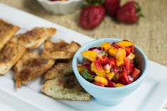 Salsa Mania on Pinterest | Strawberry Mango Salsa, Salsa and Salsa ...