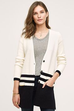 Varsity Cardigan - anthropologie.com