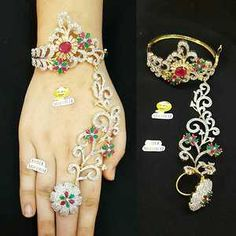 GlowRoad - Work from Home, Earn Money online, Resell Products Hand Jewelry, Trendy Jewelry, Jewellery, Hand Bracelet, Bangle Bracelets, Handcuff Jewelry, Hand Chain, Toe Rings, Anklets