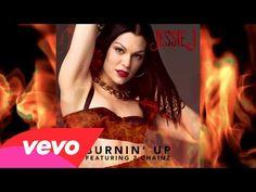 NEW MUSIC: Jessie J Ft 2 Chainz – Burnin Up   Get It Wright Here
