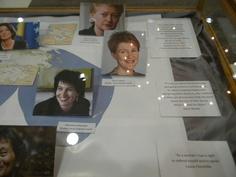 Texas Woman's University Libraries, Exceptional Women Exhibit, September 2012