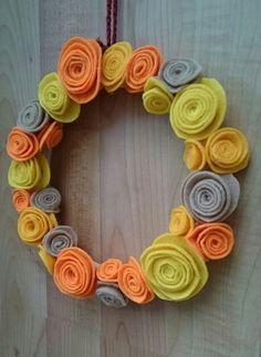 Egyszerű filc ajtódísz. Crochet Necklace, Jewelry, Jewlery, Jewerly, Schmuck, Jewels, Jewelery, Fine Jewelry, Jewel