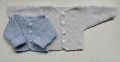 Een BN-er baby was de inspiratie om dit babyjasje te gaan breien. Ik ❤ ribbels. Je krijgt er een fijn elastisch breiwerk van en voor zo'n jasje is het ideaal omdat ribbels een dikker resultaat geven dan tricotsteek.