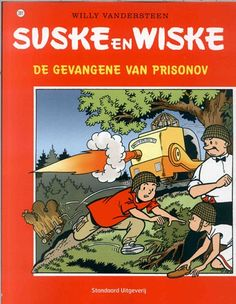 Suske en Wiske. » 281 – De gevangene Prisonov