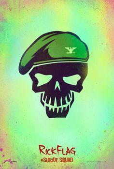 Suicide Squad - Rick Flag