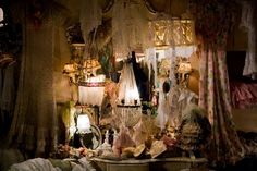 An Ode to Virginia Bates' Vintage Emporium | AnOther