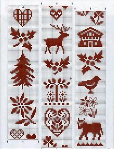 Thrilling Designing Your Own Cross Stitch Embroidery Patterns Ideas. Exhilarating Designing Your Own Cross Stitch Embroidery Patterns Ideas. Crochet Cross, Crochet Chart, Filet Crochet, Fair Isle Chart, Fair Isle Pattern, Cross Stitching, Cross Stitch Embroidery, Embroidery Patterns, Knit Patterns