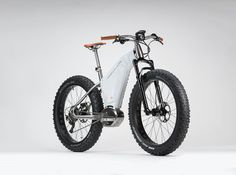 M.A.S.S. Electric Bikes by Philippe Starck + Moustache Bikes