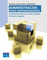 Antonio Amaru. Administración para emprendedores fundamentos para la creación y gestión de nuevos negocios. 1ª ed. ISBN: 9786073200424. Disponible en: Base de Datos Pearson
