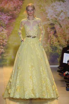 Zuhair Murad | Paris | Verão 2014 HC #dress