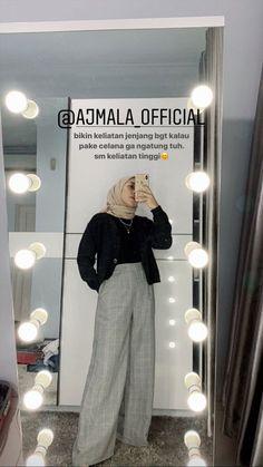 Stylish Hijab, Casual Hijab Outfit, Ootd Hijab, Hijab Chic, Modern Hijab Fashion, Street Hijab Fashion, Hijab Fashion Inspiration, Muslim Fashion, Hijab Style Dress